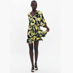 🖤SALE🖤 Zara - floral minidress - size small